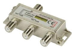 König FC-2TAP/10S-KN 2-weg tap 5 - 1000 MHz 10 dB