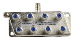 König FC-8SPLT-ST-KN 8-weg satelliet F-splitter