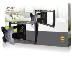 Omnimount 45-283 Grote full motion tv beugel 42 - 70""