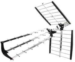 Valueline VLS-UHF52L DVB-T- & UHF-buitenantenne installatie zonder gereedschap 18 dB