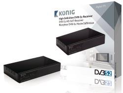König DVB-S2 REC11 HD-DVB-S2-ontvanger 1080p