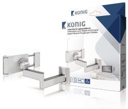 """König KNM-FMTM30 Tablet muur- en kastbeugel volledig beweegbaar 7 - 12""""/17,8 - 30,5 cm"""