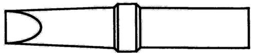 Weller 4ETH ET H soldeerpunt voor LR21