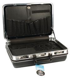 Hepco & Becker 10 5022 80 19 Zwarte servicekoffer van ABS kunststof