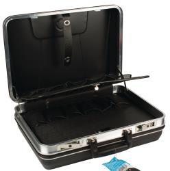 Hepco & Becker 05 5041 8019 Zwarte servicekoffer van ABS kunststof