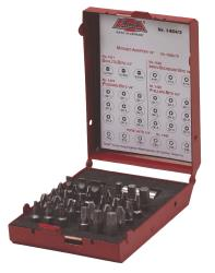 Athlet 1484 Gr.2 Professional bit set