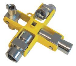 C.K. T4451-2 Universele schakelkasten sleutel