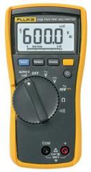 Fluke FLUKE 114 Digitale multimeter FLUKE 114 TRMS AC 6000 cijfers 600 VAC 600 VDC