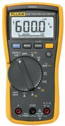 Fluke FLUKE 117 Digitale multimeter FLUKE 117 TRMS AC 6000 cijfers 600 VAC 600 VDC 10 ADC