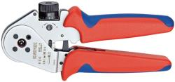 Knipex 97 52 63 Four-mandrel pressing pliers for turned contacts Turned contacts 0.08...2.5 mm²