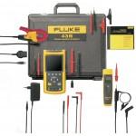 Fluke FLUKE 43B 1-phase network and power supply analyzer 1250 VAC 50000 A