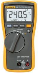 Fluke FLUKE 113 Digitale multimeter FLUKE 113 TRMS AC 6000 cijfers 600 VAC 600 VDC