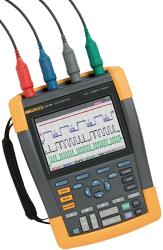 Fluke FLUKE 190-204/EU Oscilloscope Draagbaar 4x200 MHz