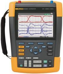 Fluke FLUKE 190-102/EU Oscilloscope Draagbaar 2x100 MHz