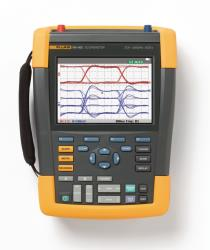Fluke FLUKE 190-202/EU Oscilloscope Draagbaar 2x200 MHz