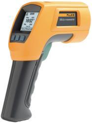 Fluke FLUKE-572-2 IR-Thermometer -30...+900 °C -270...+1372 °C