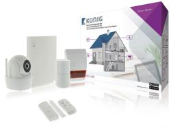 König SAS-CLALARM10 Smart home beveiligingsset