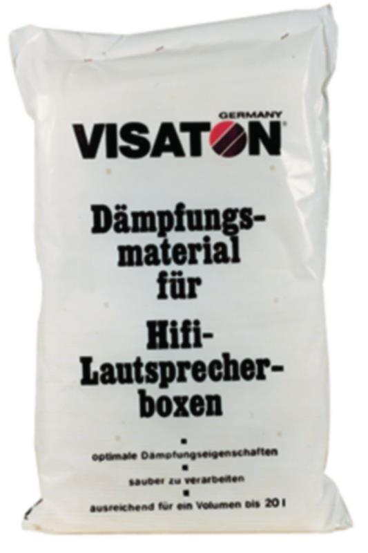 Visaton 5070 Dempingsmateriaal