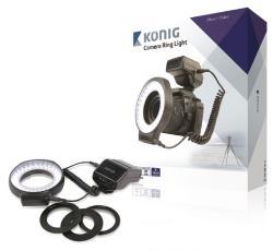 König KN-RL60N Ringlamp voor camera 60 LED