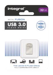 Integral INFD32GBFUS3.0 USB3.0 Stick 32 GB Fusion