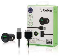Belkin F8M114cw03 2.1A Galaxy Tab car charger