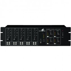 IMG Stage Line PA-4040MPX 4-zone rack mixer