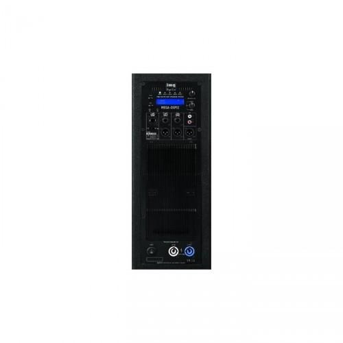 IMG Stage Line MEGA-DSP08 actieve fullrange met DSP-processor achterkant