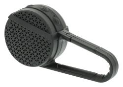 Sweex SWBTSP100BL Draagbare Bluetooth©-speaker met clip 3 W zwart