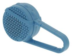 Sweex SWBTSP100BU Draagbare Bluetooth©-speaker met clip 3 W blauw