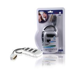HQ HQSS0057 Hoge kwaliteit 3 - 1 SCART schakelbox