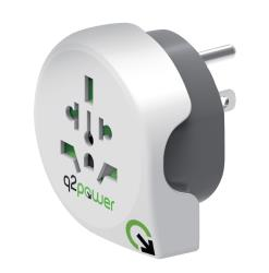 Q2 Power  Power Travel Adaptor World to US