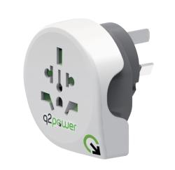 Q2 Power  Power Travel Adaptor World to AUS