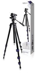 König KN-TRIPOD56N Premium statief voor foto- en videocamera