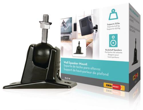 OMN-15.0W Speaker Mount Full Motion 6.8 kg Black