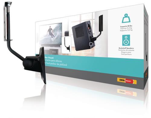OMN-25.0W Speaker Mount Full Motion 11.3 kg Black