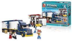 Sluban M38-B0318 Building Blocks Town Series Truck