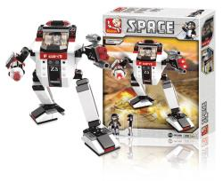 Sluban M38-B0336B Building Blocks Space Series Space 3-in-1 B