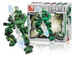 Sluban M38-B0213 Building Blocks Space Series Ultimate Robot Ares