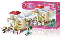 Sluban M38-B0533 Building Blocks Girls Dream Series Detached House