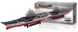 Sluban M38-B0388 Building Blocks Aircraft Carrier Series Large Aircraft Carrier