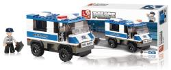 Sluban M38-B0273 Building Blocks Police Series Prisoner Transporter