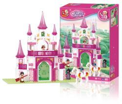 Sluban M38-B0153 Building Blocks Girls Dream Series Dream Palace