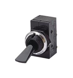 JO-EL C1700H Furniture rocker switch, 12 mm installation hole, 2A / 250V