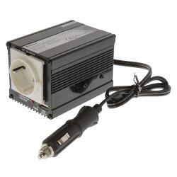 König KN-INV150WU12 Omvormer 12 - 230 V 150 W 1x schuko + 1x USB uitgang