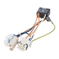 WHIRPOOL 481232058132 Cable harness bi-metal thermostat Original Part Number 481232058132