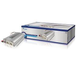 HQ HQ-INV1KC/12 Omvormer 12 - 230 V 1000 W met ingebouwde lader
