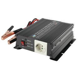 HQ HQ-INV600W/24F Omvormer 600W 24V - 230V met ingebouwde acculader