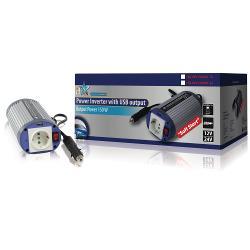 HQ HQ-INV150WU-12 Omvormer 12 - 230 V 150 W schuko en USB