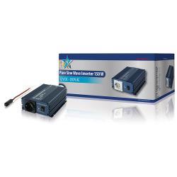 HQ HQ-PURE150-12 Zuivere sinus omvormer 12 - 230 V 150 W