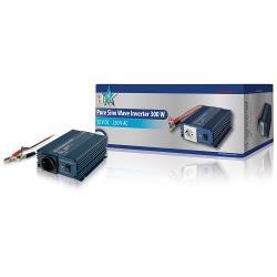 HQ HQ-PURE300-12 Zuivere sinus omvormer 12 - 230 V 300 W